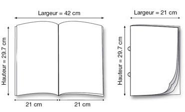 Brochure 21x29.7 cm