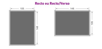Flyer Vernis UV Bril.