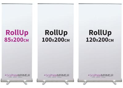 RollUp 85x200cm
