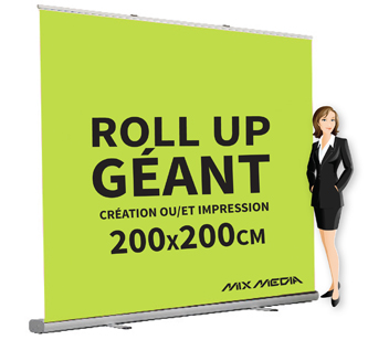 Roll Up Géant