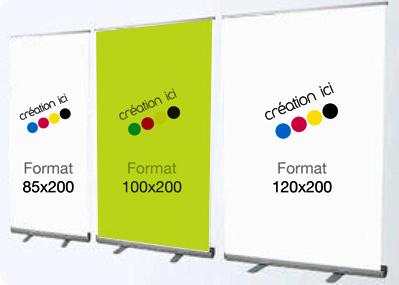 RollUp XL 100x200 cm