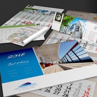 Cr?tion impression CALENDRIERS, Calendriers muraux, Calendriers bureaux