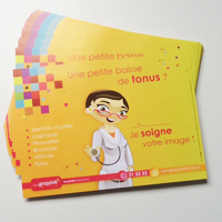 Cr?tion impression FLYERS, Flyers Standards, Flyers Prestige, Flyers Ecologiques, Flyers Originaux